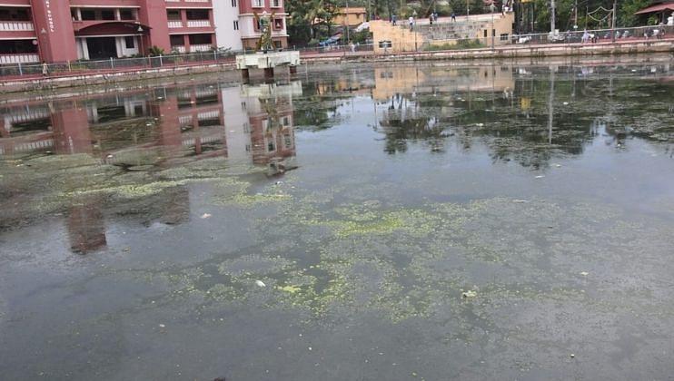Goa: मुरगाव नगरपालिका क्षेत्रात दूषित पाण्याचे साम्राज्य !