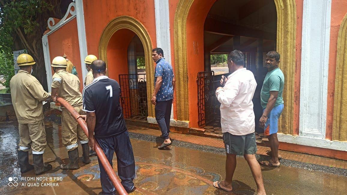 Goa: साळमधील परिस्थिती पूर्वपदावर