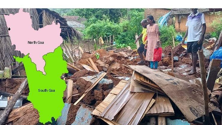 Goa floods: राज्यातील पुराचे संकट मानवनिर्मितच