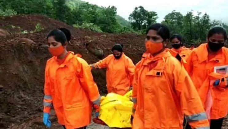 NDRF च्या 'त्या' 12 महिला जवानांची जिगरबाज कामगिरी