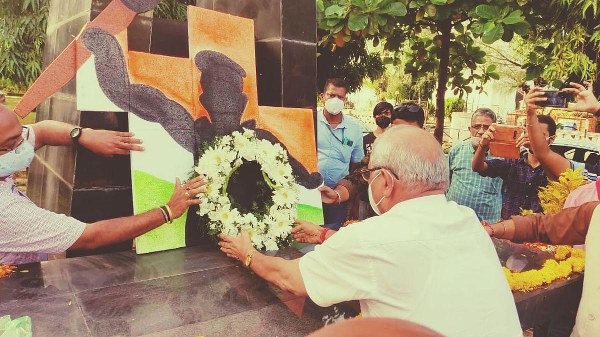 Goa: राजेंद्र आर्लेकर यांच्या उपस्थितीत वास्कोत कारगिल विजय दिवस साजरा