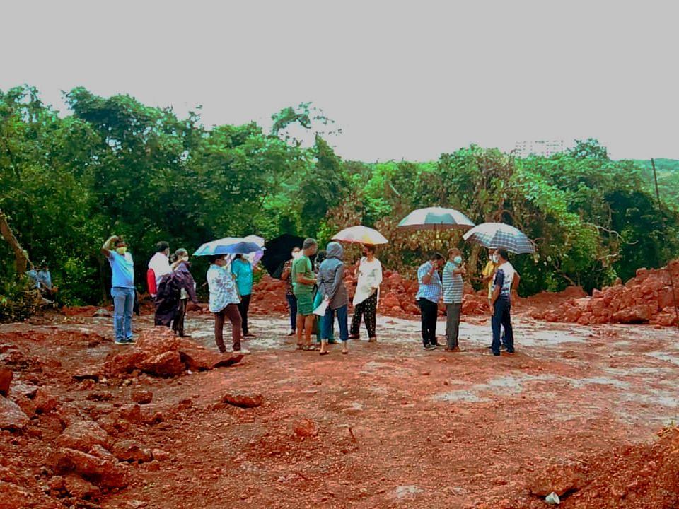 Goa: Gopalrao Mayekar Condolence Meeting.
