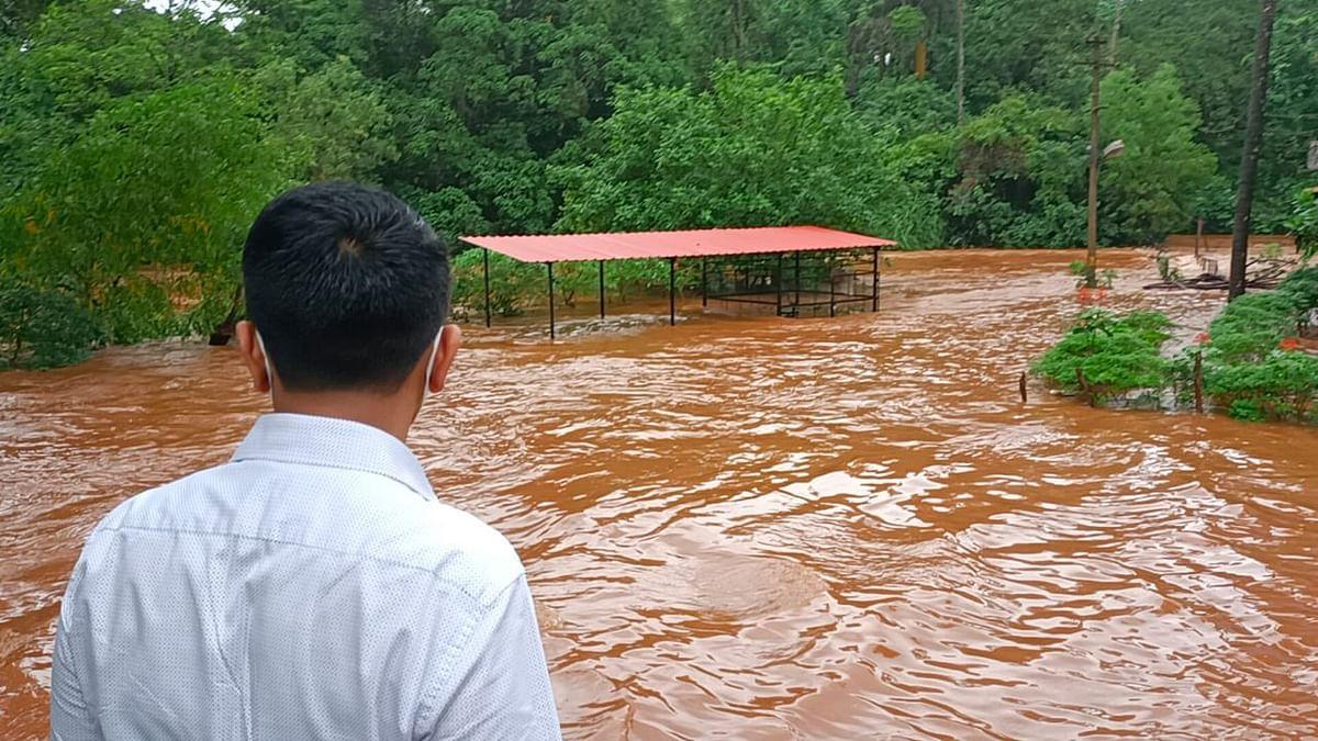 Goa Rain: साखळी परिसरात महापूर; 23 जणांना वाचविण्यात यश