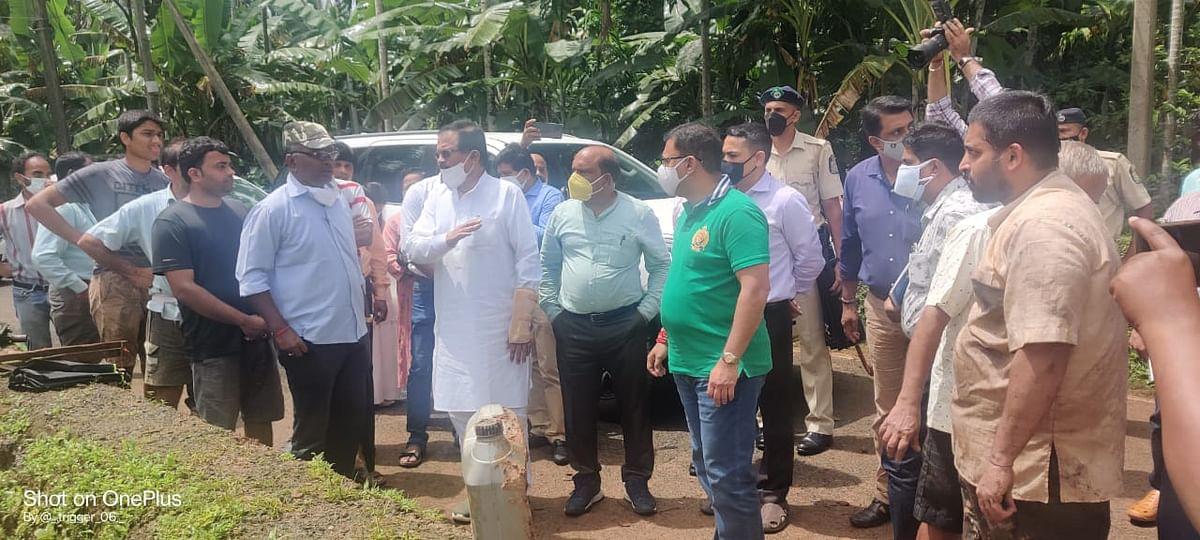 Goa: 'माय बाप सरकार आम्हाला घर उभे करण्यास आर्थिक मदत कधी करणार'?