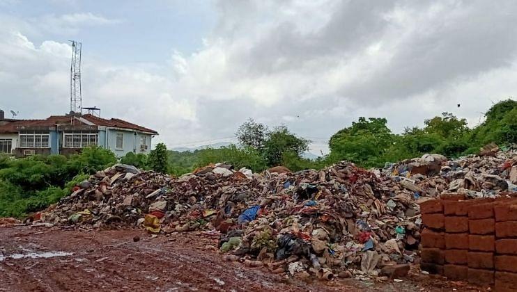 Goa: सोनसोडा कचरा प्रश्र्नी कायमस्वरुपी उपाययोजना करण्याची मागणी