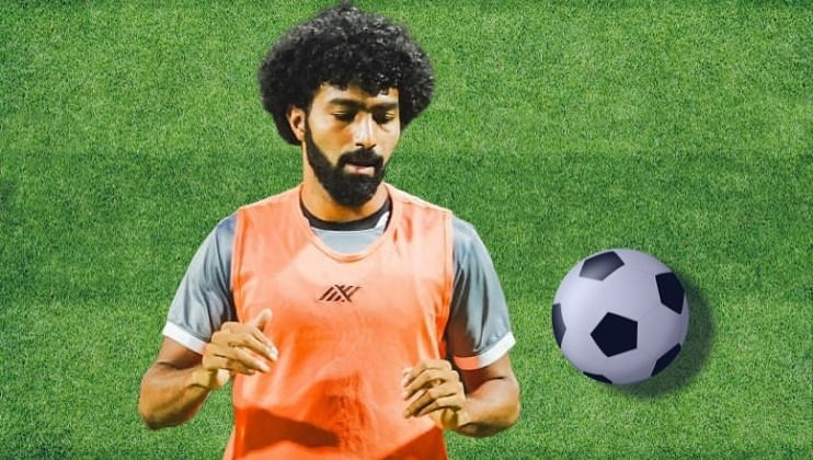 Goa Football: Tejas Nagvenkar