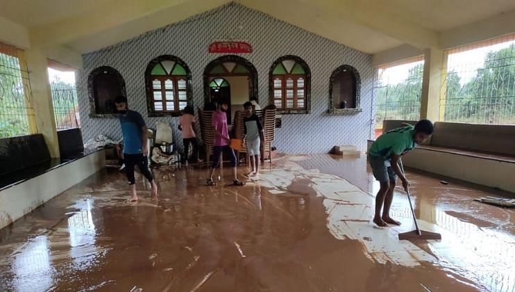 Goa: Encroachments made at Paryem-Goa