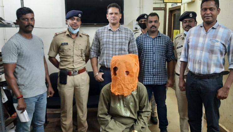 कोल्हापुरातून मुलीचे अपहरण करणाऱ्याला 'गोव्यात' अटक