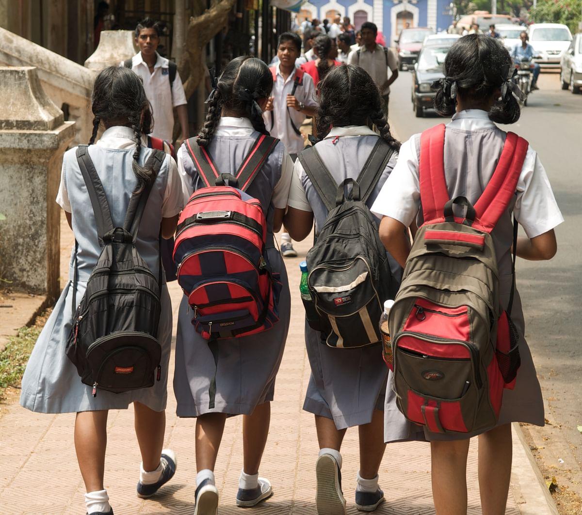 Goa : Self Defece education trainning.