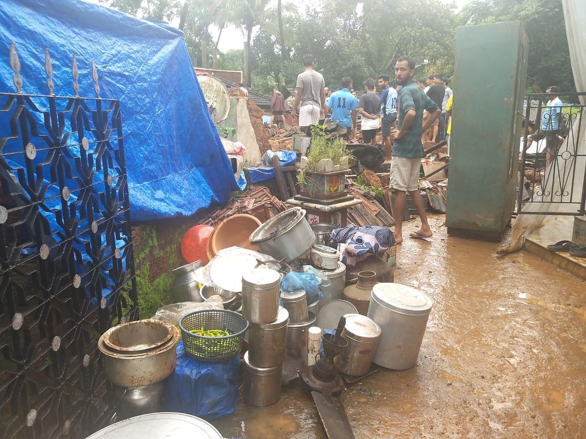 Goa Flood Effects