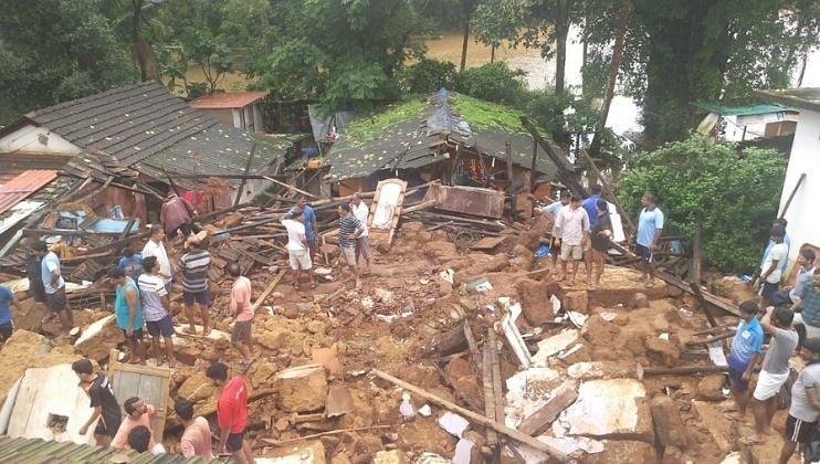 Goa: Bridge Getting Dangerous in Sonarbhat, Shirvai.