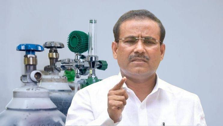 Maharashtraमध्ये ऑक्सिजनच्या अभावामुळे एकही रुग्ण दगावला नाही: राजेश टोपे