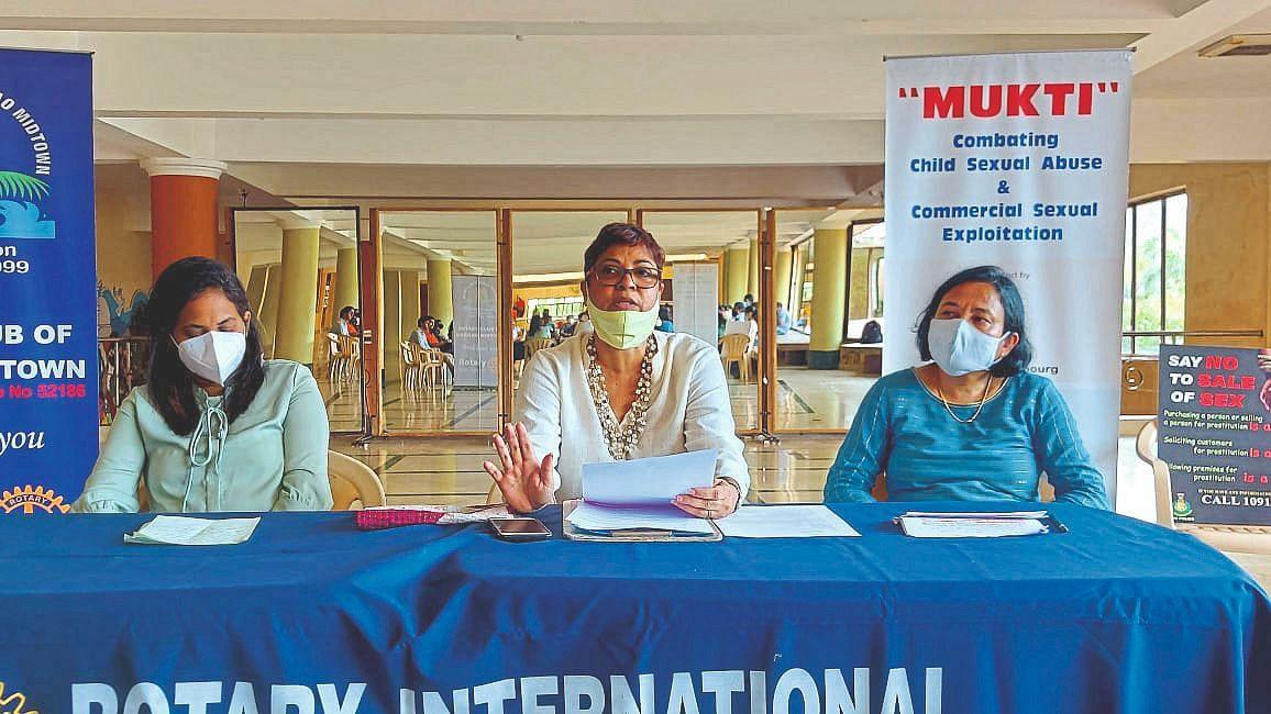 Goa: मानवी तस्करीवर आळा घालण्यासाठी संघटित व्हा
