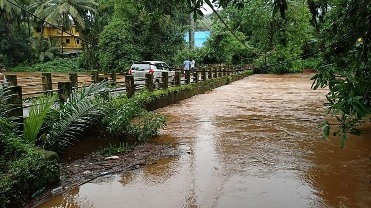 Goa Monsoon Updates: राज्यात पावसाचा जोर ओसरला