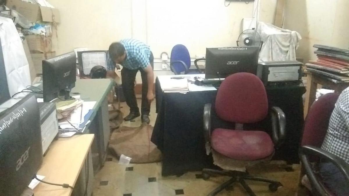 Goa: वास्को नागरी पुरवठा खात्याच्या कार्यालयात पाणीच पाणी
