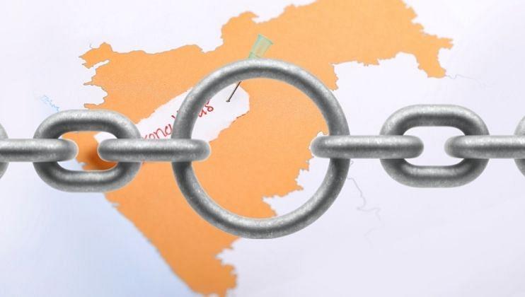Maharashtra: राज्यात पुन्हा Lockdown? 'या' दोन जिल्ह्यांना चिंता