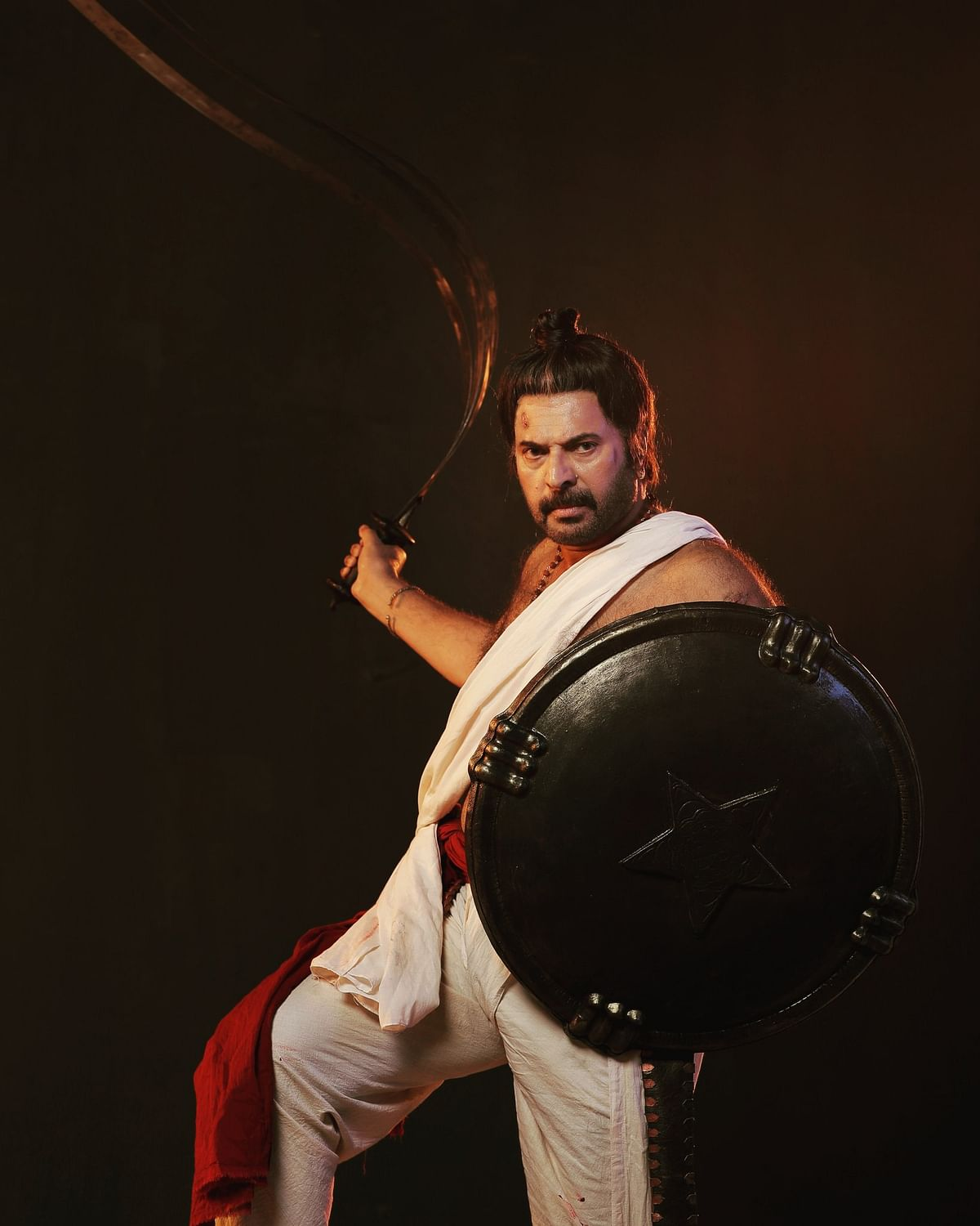 Indian actor Mammootty