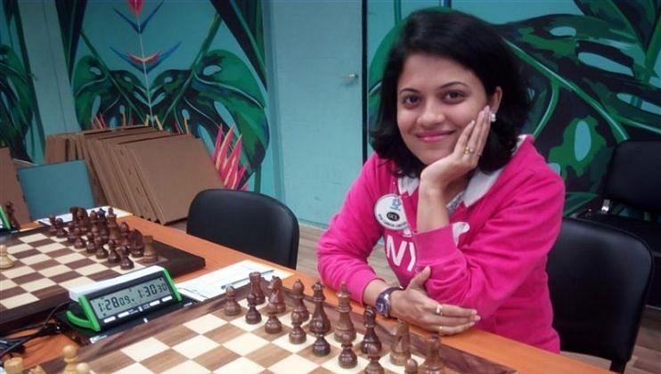 Chess player Bhakti Kulkarni Waiting for goa government encouragement