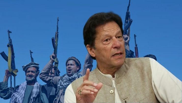 पाकिस्तान जम्मू काश्मीरमध्ये घेणार तालिबान्यांची मदत