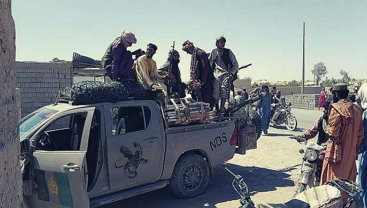 Afghanistan War: तालिबान्यांचा कंधारवर कब्जा