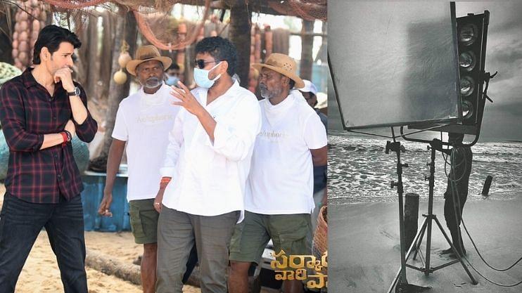 टॉलिवूडची टीम गोव्यात: पर्यटनावर बंदी; शूटिंग मात्र जोरात!