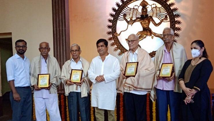 Goa: CM Dr. Pramod Sawant Talking In Function.