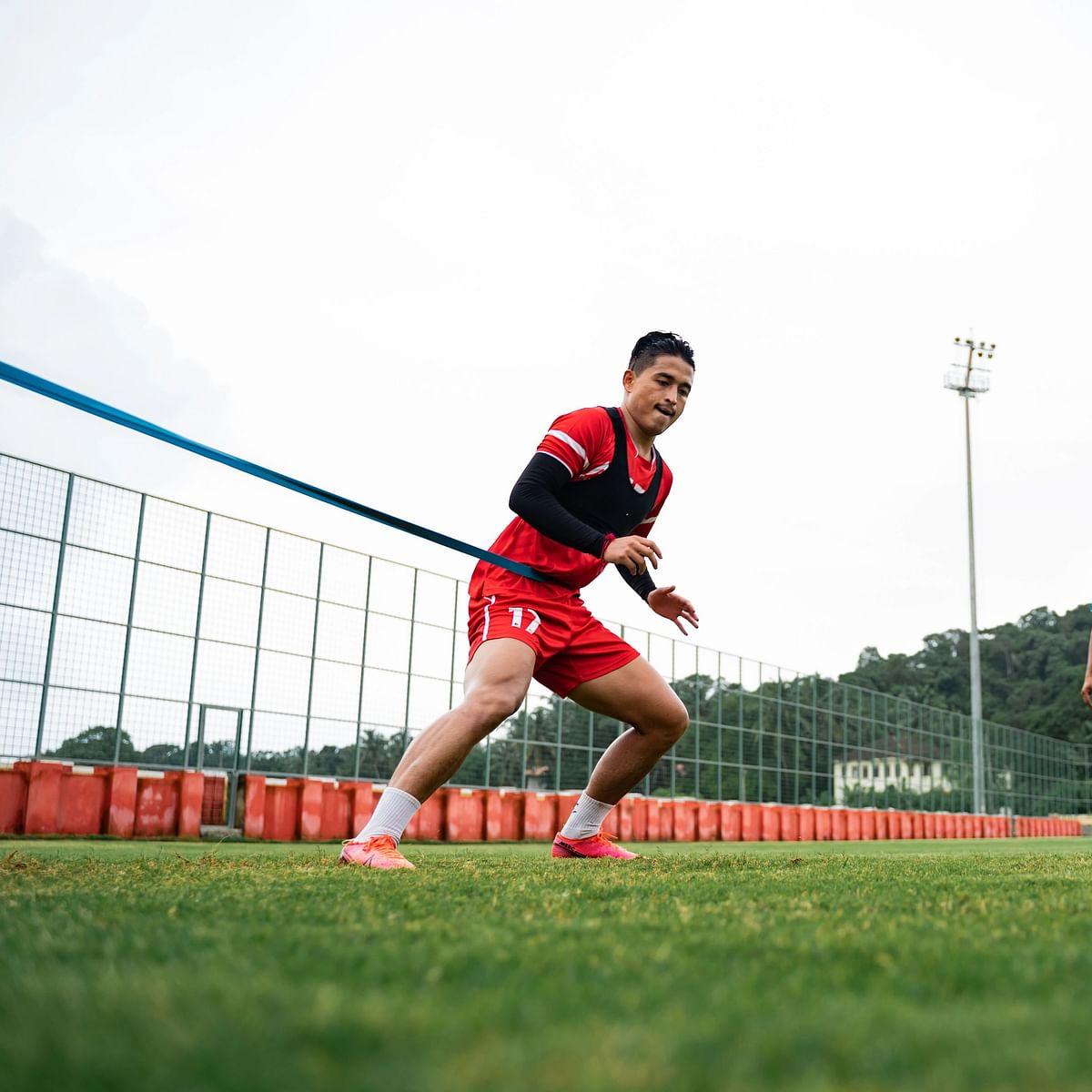 Indian Super League : एफसी गोवा संघात नवा 'विंगर'