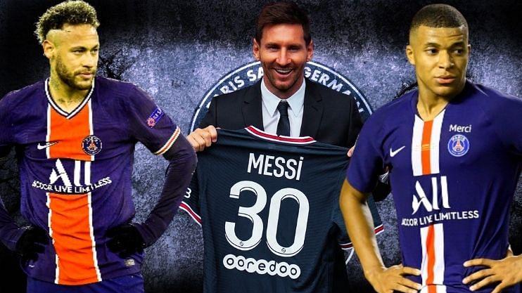 Messi, Neymar, Mbappe: MNM घालणार का फुटबॉल मध्ये राडा?