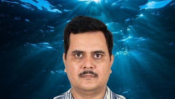 डॉ सुनीलकुमार सिंग संचालक, राष्ट्रीय समुद्र विज्ञान संस्था