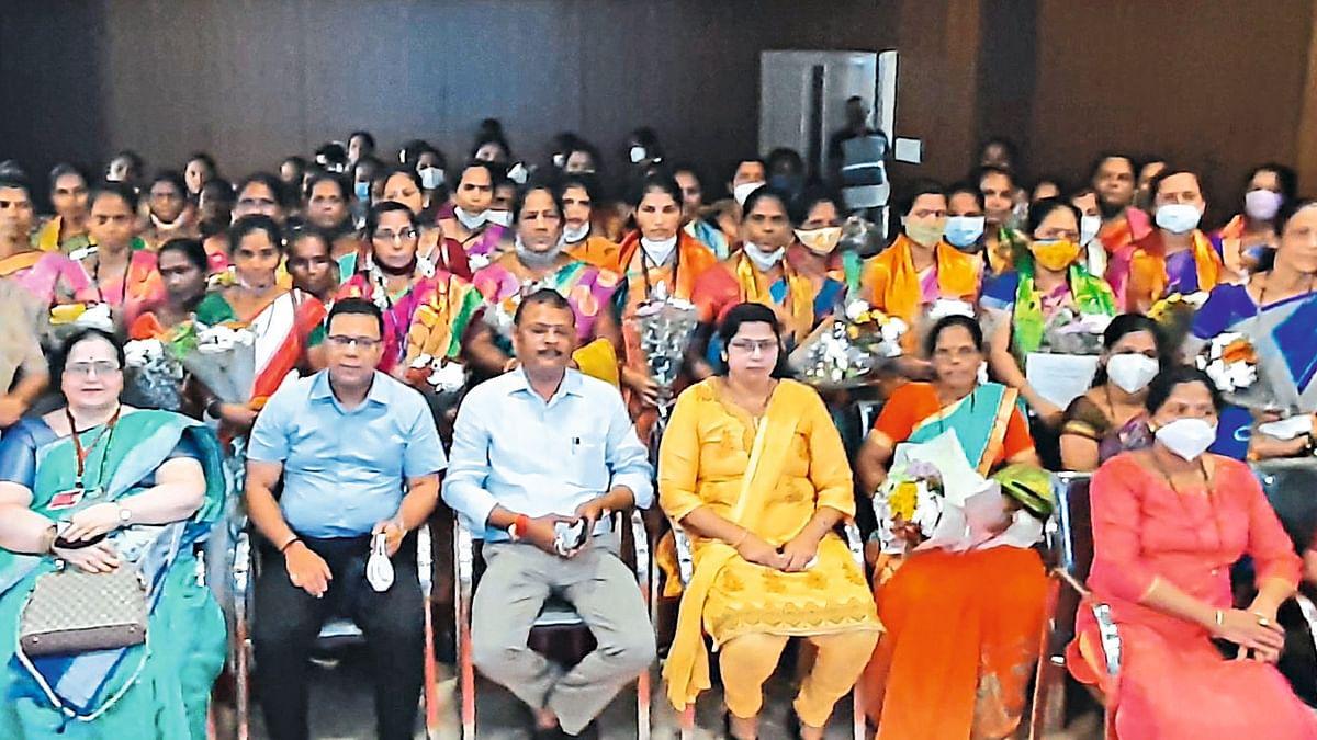 Goa : अंगणवाडी सेविकांचे कार्य अतुलनीय