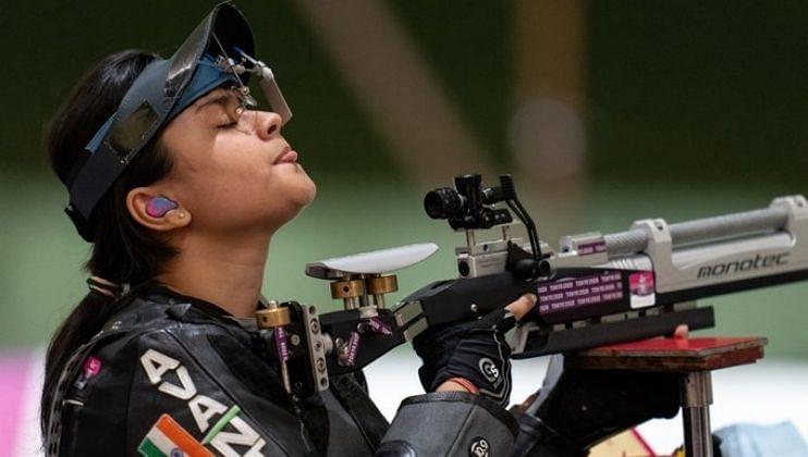 Tokyo Paralympicमध्ये भारताने उभारली 7 पदकांची हंडी