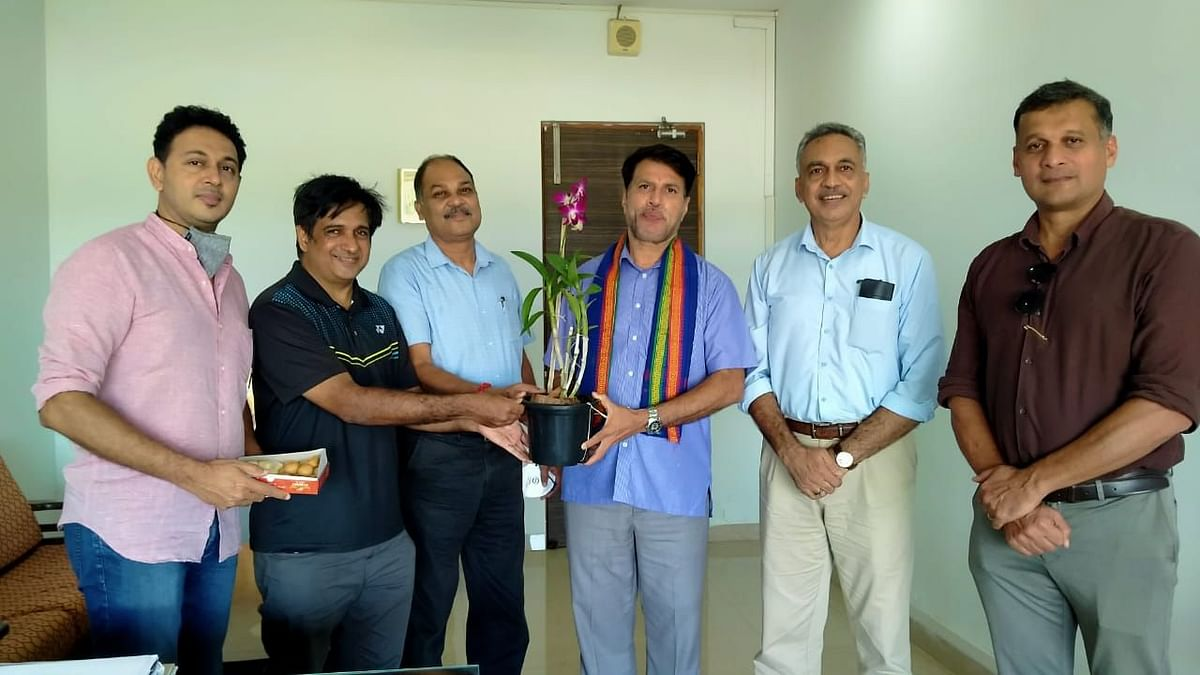 Goa Sports : Marian Anthony and Keshav Naik