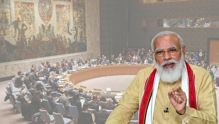 UNSC चे अध्यक्षपद संभाळणारे मोदी भारताचे पहिलेच पंतप्रधान