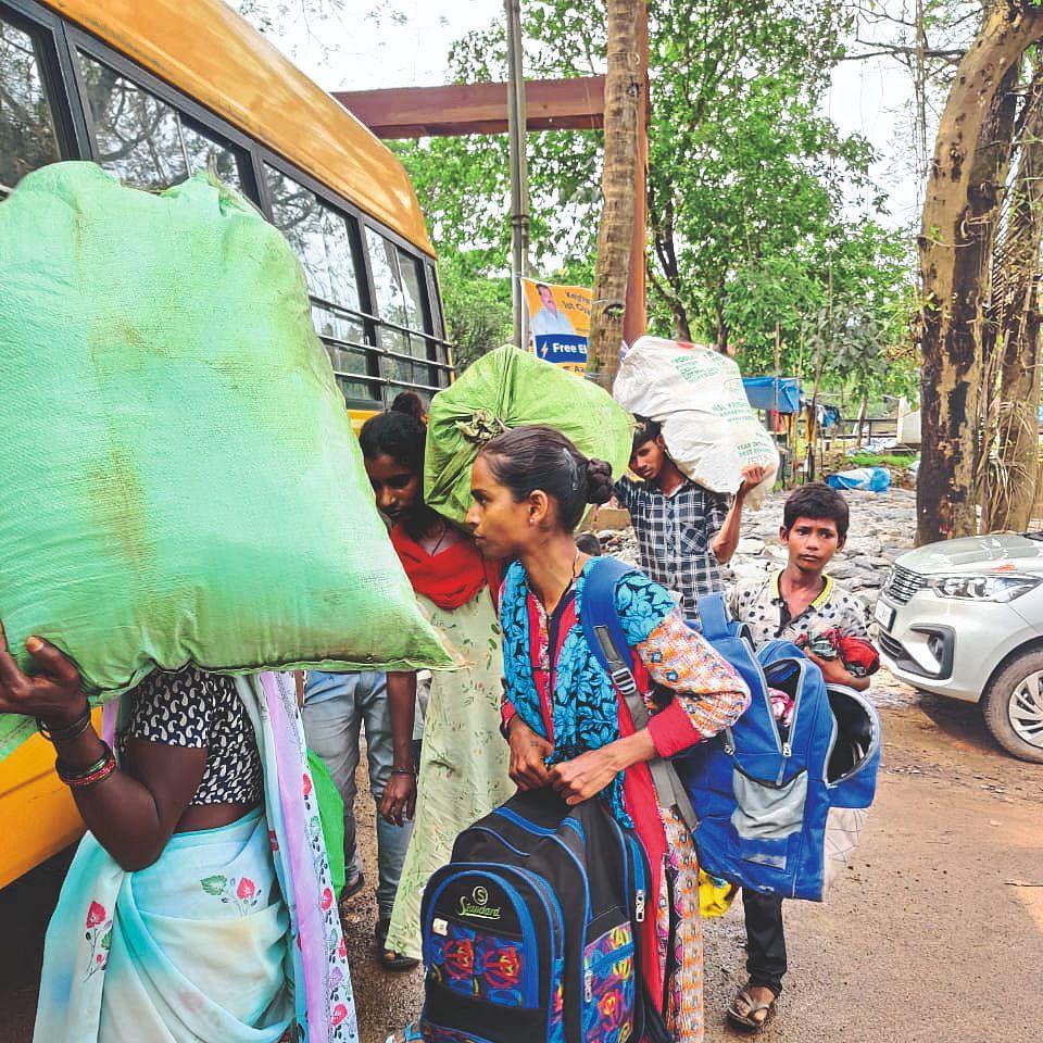 Goa: वेठबिगारीचे कलम लावण्यास कुचराई