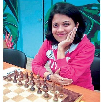 Goa Chess : Saras Powar