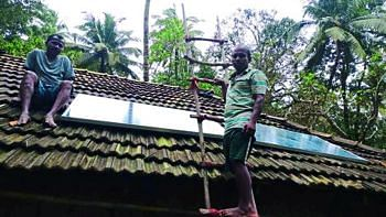 Goa:गोवा मुक्तीच्या साठाव्या वर्षी त्यांच्या घरात प्रकाश