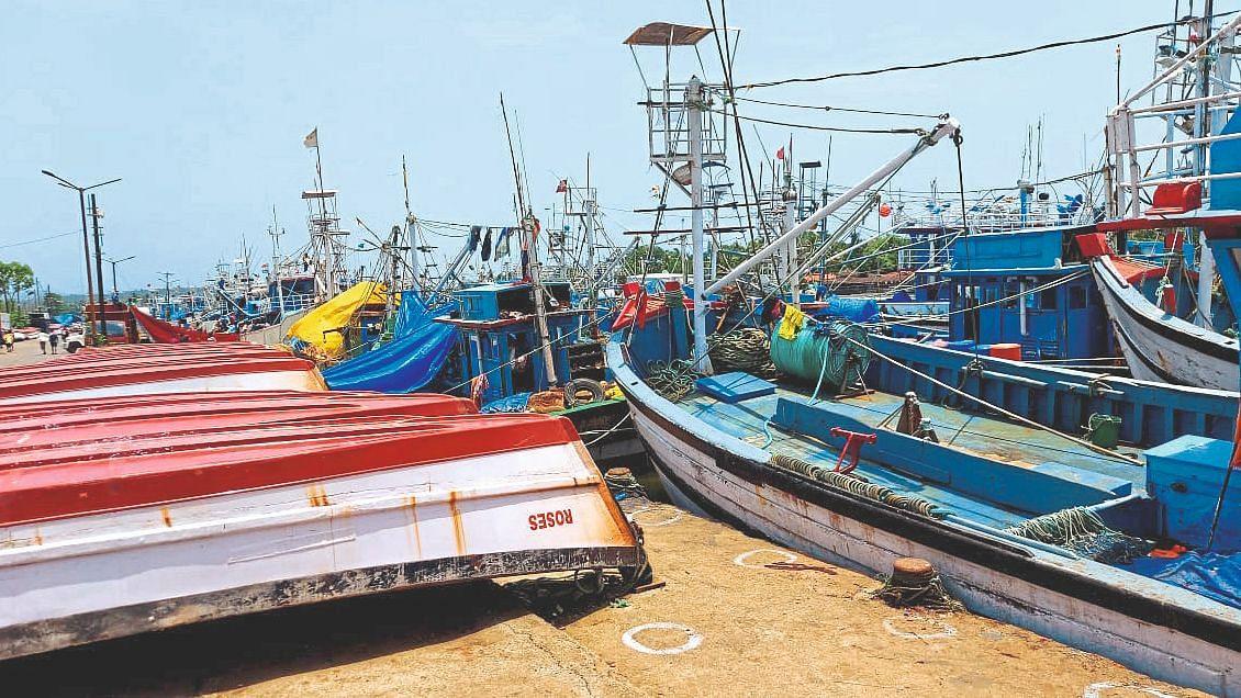 Goa: २० दिवसानंतरही मासेमारी मोसमाला गती येईना
