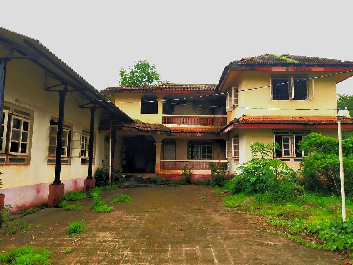 Goa: मालपे गोवा दरबार बनला भूत बंगला