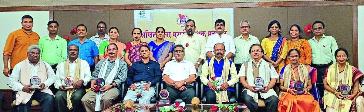 Goa: शिक्षकांनी अद्ययावत राहावे : दशरथ परब