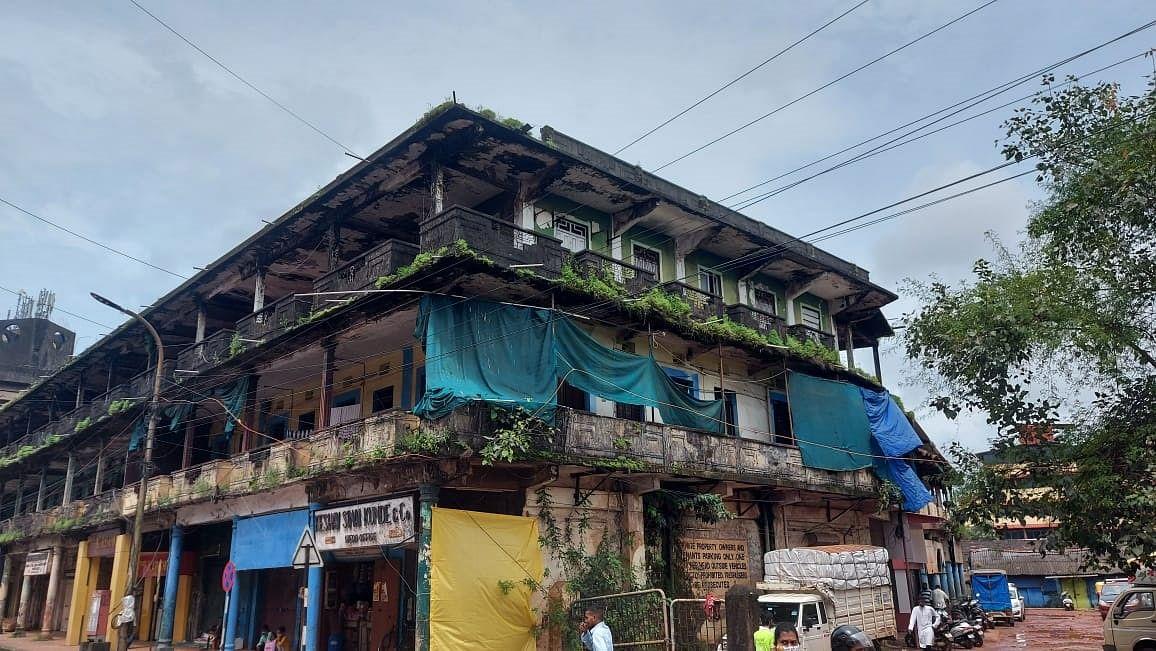 Goa:धोकादायक इमारतींची होणार चौकशी