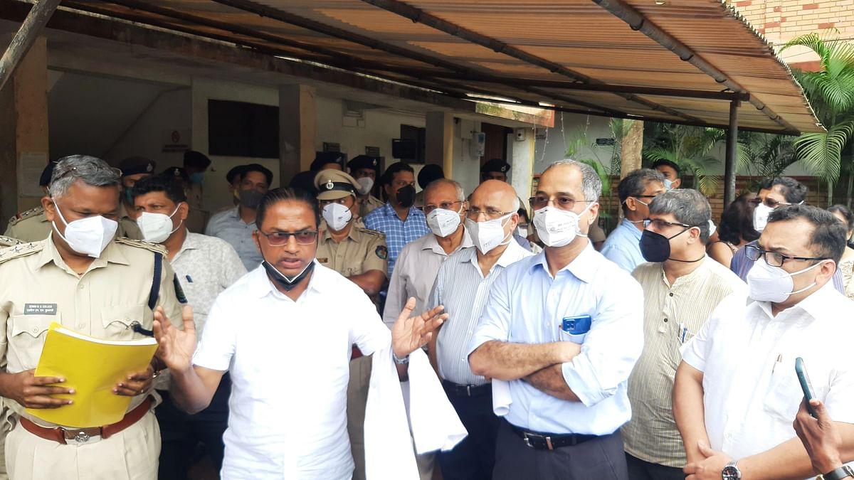 Goa : पर्वरी पोलिसांकडून तीन संशयितांना अटक