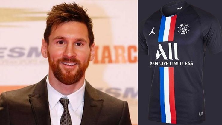 Lionel Messi आता पी एस जीकडून घालू शकतो 'या' नंबर ची जर्सी