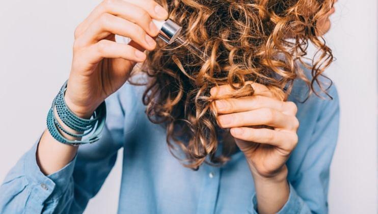onion 'Hair Spray' for healthy hair