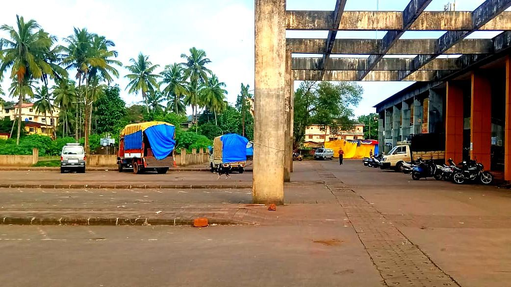 The municipality denied permission to the Bicholim weekly market (Goa)