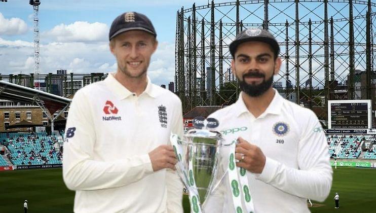 ENG vs IND: ओव्हलमध्ये भारताची परीक्षा, मैदान भारतासाठी 'अनलकी'