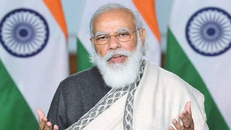 Prime Minister Narendra Modi & Joe Biden