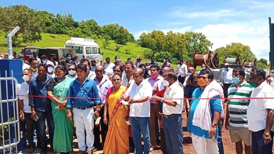 CM Dr Pramod Sawant (Goa CM)