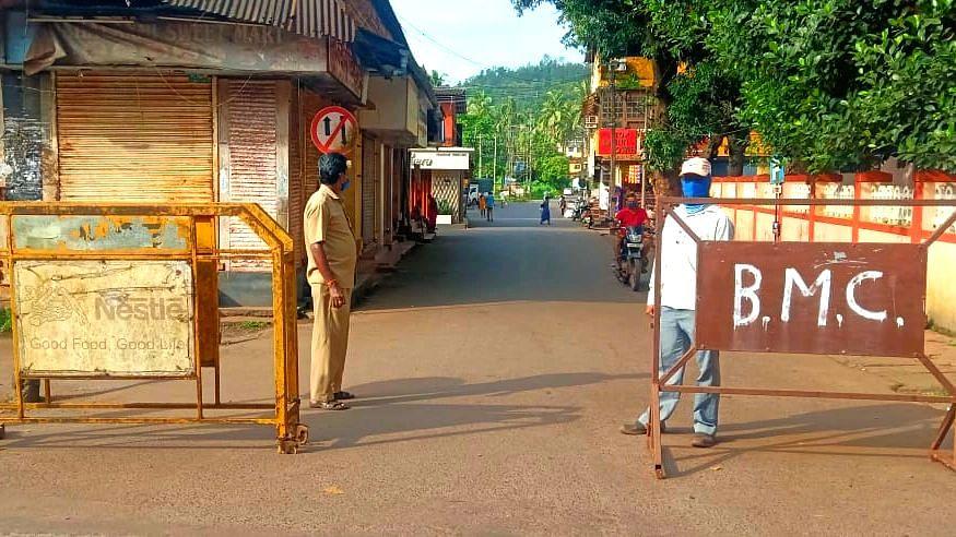Goa: अखेर डिचोलीत आठवडी बाजार भरलाच नाहीच...