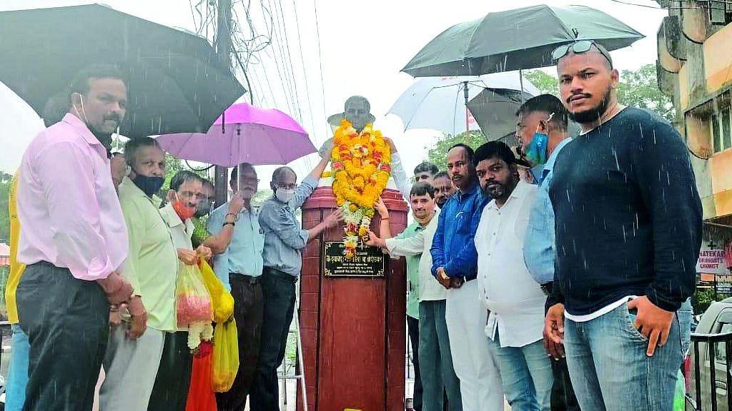 Goa: मोप विमानतळाला भाऊसाहेबांचे नाव द्या