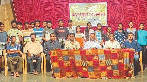 Goa: म्हावळींगेत भजनी कलाकार, विद्यार्थ्यांचा गौरव